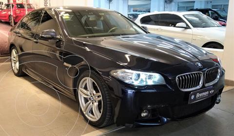 BMW Serie 5 535i Paquete M usado (2017) color Negro Zafiro precio u$s45.000