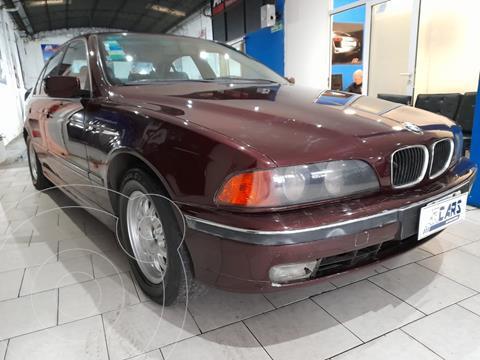 BMW Serie 5 Sedan 523i usado (1998) color Rojo financiado en cuotas(anticipo $600.000)