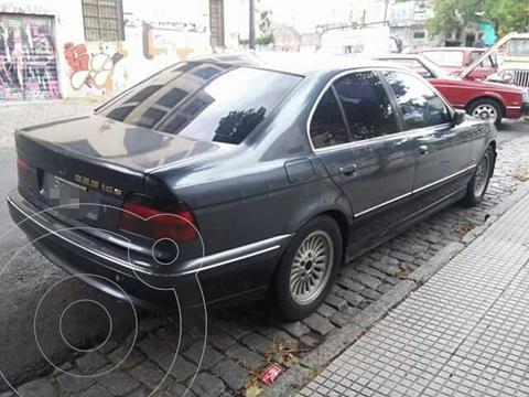 BMW Serie 5 525 TDS usado (1998) color Celeste precio $700.000