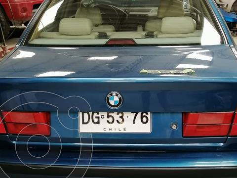 BMW Serie 5 520i usado (1991) color Azul precio $4.300.000