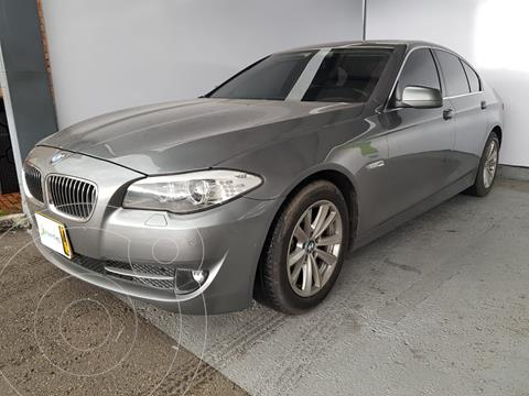 BMW Serie 5 520i usado (2012) color Gris precio $64.500.000