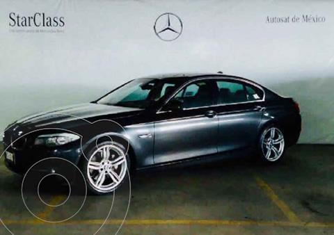 BMW Serie 5 535iA Top usado (2011) color Gris precio $209,000
