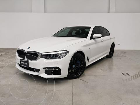 BMW Serie 5 540iA M Sport usado (2018) color Blanco precio $600,000