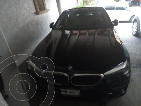 BMW Serie 5 530iA Sport Line usado (2018) color Azul Imperial precio $615,000