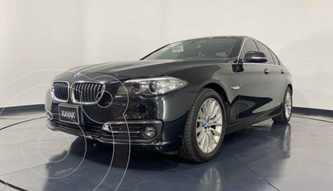 BMW Serie 5 528iA Luxury Line usado (2016) color Negro precio $407,999
