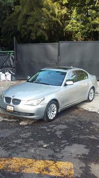 BMW Serie 5 525iA Lujo usado (2008) color Gris precio $125,700