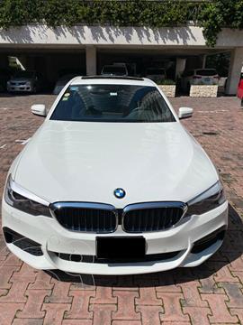 BMW Serie 5 540iA M Sport usado (2018) color Blanco precio $650,000