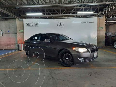 BMW Serie 5 535iA Lujo usado (2012) color Gris precio $239,000