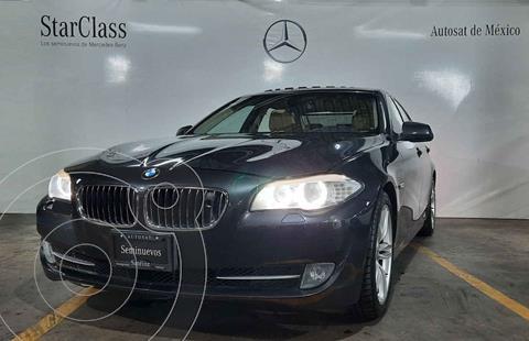 BMW Serie 5 535iA Top usado (2011) color Gris precio $230,000