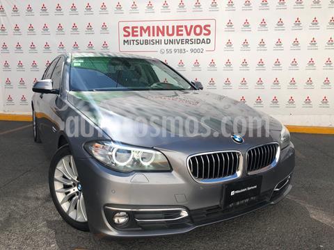 BMW Serie 5 528iA Luxury Line usado (2016) color Gris Space precio $365,000