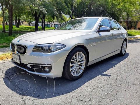 BMW Serie 5 528iA Luxury Line usado (2015) color Gris precio $380,000