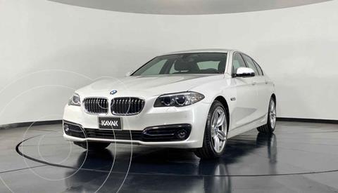 BMW Serie 5 528iA Luxury Line usado (2016) color Blanco precio $389,999