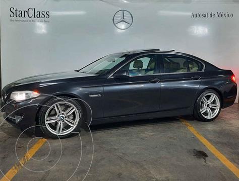 BMW Serie 5 535iA Top usado (2011) color Gris precio $247,900