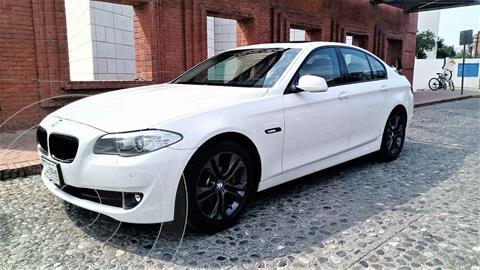 BMW Serie 5 528iA Top usado (2012) color Blanco precio $265,000