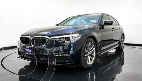 BMW Serie 5 540iA M Sport usado (2018) color Azul precio $759,999