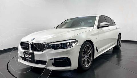 BMW Serie 5 540iA usado (2019) color Blanco precio $824,999
