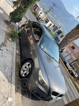 BMW Serie 5 525iA Lujo usado (2006) color Gris Oscuro precio $130,000