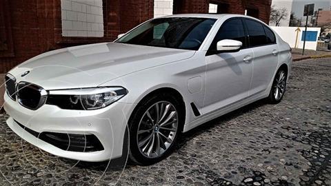 BMW Serie 5 530e Sport Line (Hibrido Conectable) usado (2019) color Blanco precio $725,000
