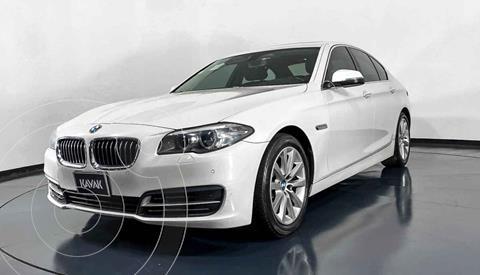 BMW Serie 5 520iA usado (2016) color Blanco precio $399,999