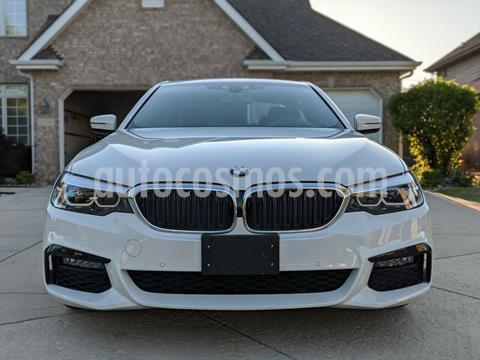 BMW Serie 5 540i Top usado (2019) color Blanco precio $540,000