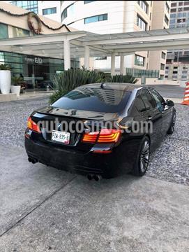 BMW Serie 5 535iA M Sport usado (2014) color Negro Zafiro precio $400,000