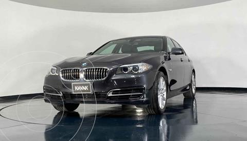 BMW Serie 5 520iA usado (2015) color Gris precio $329,999