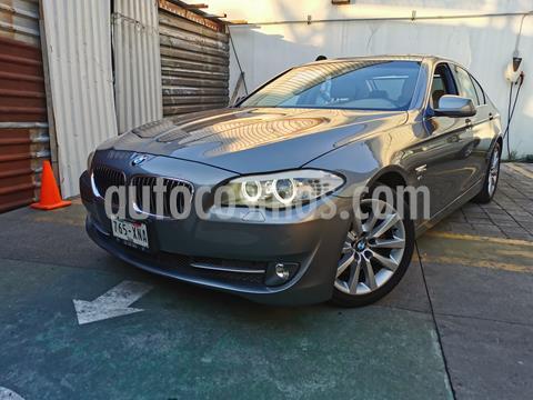 BMW Serie 5 535iA Top usado (2011) color Gris Sophisto precio $240,000