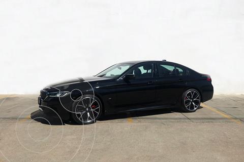 BMW Serie 5 530i usado (2021) color Negro precio $1,303,200