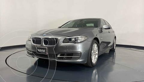 BMW Serie 5 520iA usado (2014) color Gris precio $274,999