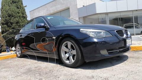 BMW Serie 5 530i Top usado (2009) color Azul precio $165,000