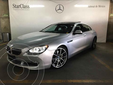 BMW Serie 6 650iA Grand Coupe  usado (2014) color Plata precio $635,000