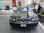 Foto venta Auto usado BMW Serie 7 745LiA color Negro precio $110,000