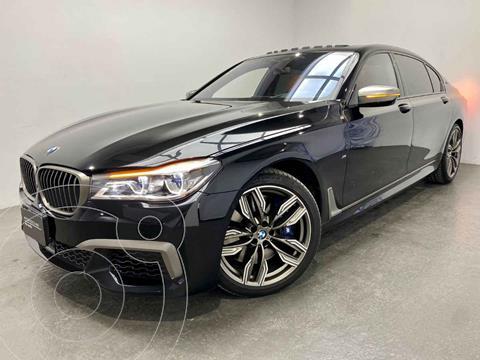 BMW Serie 7 760LiA usado (2019) color Negro precio $2,150,000