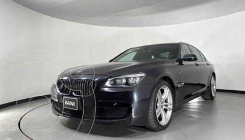 BMW Serie 7 740iA usado (2014) color Gris precio $539,999