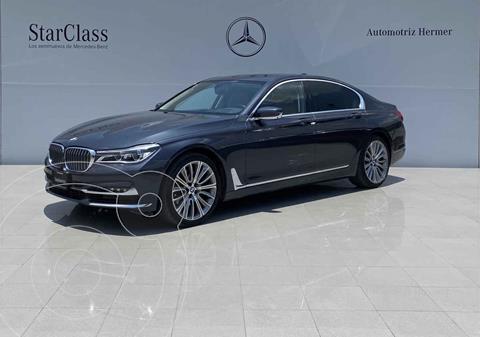 BMW Serie 7 740iA Excellence usado (2019) color Gris precio $1,249,900