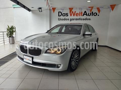 BMW Serie 7 750LiA usado (2011) color Plata Titanium precio $350,000