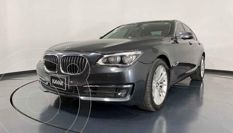 BMW Serie 7 740iA usado (2015) color Gris precio $627,999