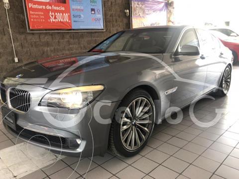 foto BMW Serie 7 750LI A usado (2012) color Plata precio $600,000