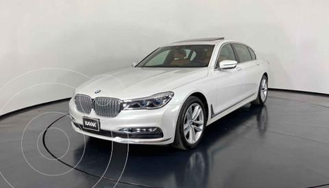 BMW Serie 7 750LiA Excellence usado (2018) color Blanco precio $1,432,999