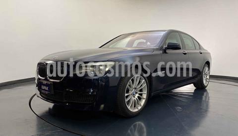 BMW Serie 7 750iA M Sport usado (2013) color Negro precio $622,999