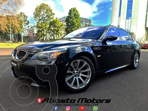BMW M5 Sedan 5.0L Premium usado (2008) color Negro precio u$s43.900