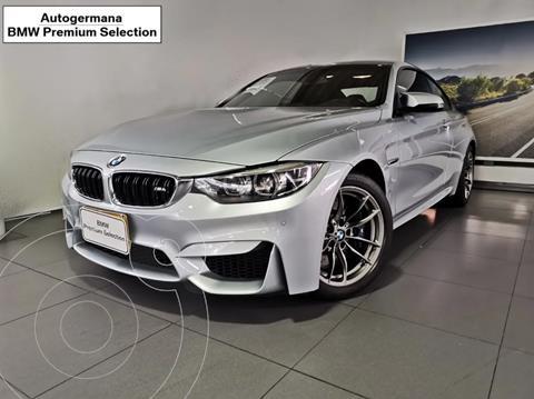 BMW M4 Coupe 3.0L usado (2018) color Plata precio $239.900.000