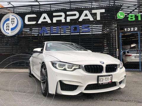 BMW Serie M M4 Convertible Aut usado (2018) color Blanco precio $1,090,000
