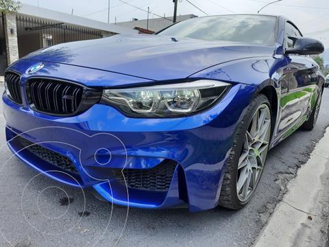 BMW Serie M M4 Coupe Aut usado (2020) color Azul Interlagos precio $1,300,000