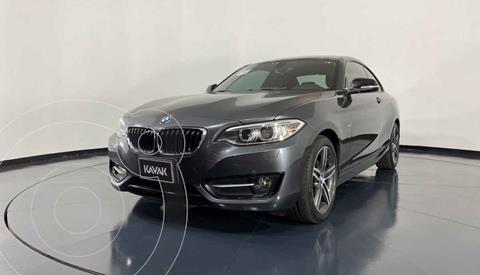 BMW Serie M Version usado (2017) color Gris precio $362,999