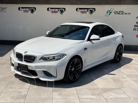 BMW Serie M M2 Coupe usado (2017) color Blanco precio $820,000