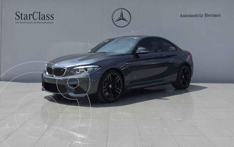 BMW M2 Coupe Coupe usado (2018) color Gris precio $849,900