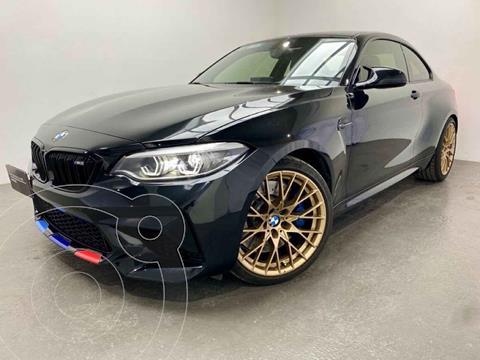 BMW M2 Coupe Competition Aut usado (2020) color Negro precio $995,000