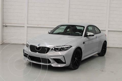 BMW Serie M M2 Competition usado (2021) color Plata Dorado precio $1,558,500