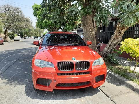 BMW Serie M X6 M  usado (2012) color Rojo precio $500,000